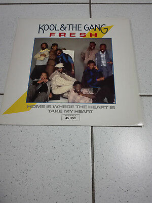 Kool & The Gang - Fresh - 12`Maxi Single - Sehr guter Zustand !!!