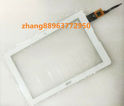 "For 10.1"" PB101A2657-R2 acer B3-A20 white colour digitizer pannel Touch screen #"