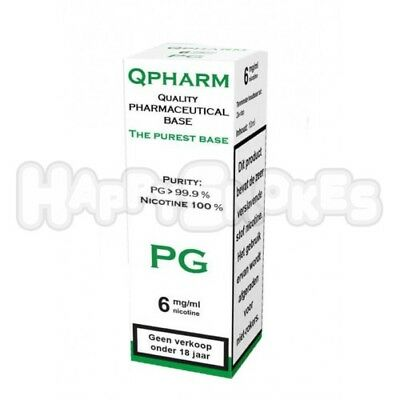 Qpharm Base 100% PG 10ml 18MG