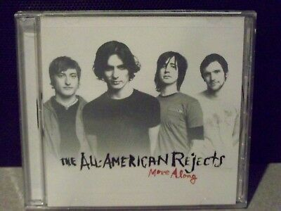 """The All American Rejects """"move Along U.s, Cd Sealed"""