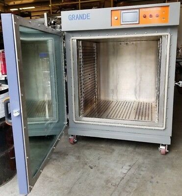 35 Cu Ft Industrial Drying Oven With Digital Temp & Vacuum Control, 35Cf Grande