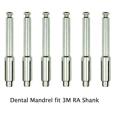 Dental Mandrel Soflex Flexi Disc Fit RA Shank For Polishing Disk 1983RA