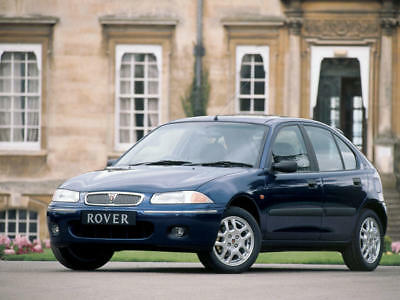 Workshop Manuale Rover 200 Service Officina Pdf Dvd Repair English
