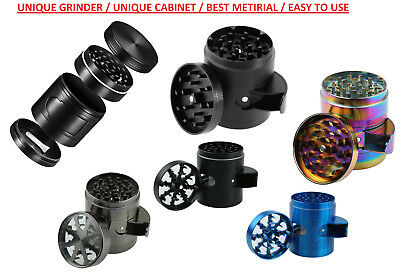 Tobacco Smoking Grinder Shredder Grinders For Dry Herbs And Tobacco Best Quality