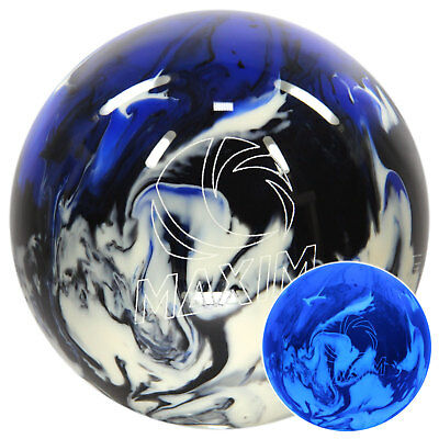 Bowling Ball Ebonite Maxim Captain Midnight Bowlingkugel für Spare und Strike