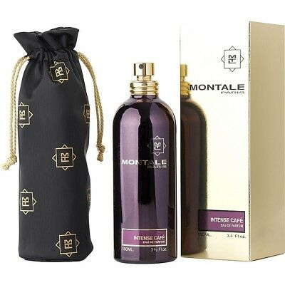 Montale Intense Cafe Eau De Parfum Edp 100ml Spray Originale Sigillato Sealed