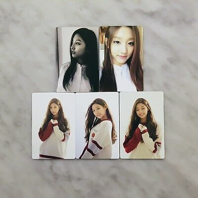 Lovelyz 1st Official Fanclub Special Gift Lovelinus PhotoCard Set
