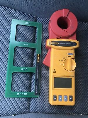 Fluke 1630 Earth Ground Clamp with Case