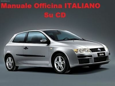Fiat Stilo (2001 / 2010) Manuale Officina ITALIANO SU CD