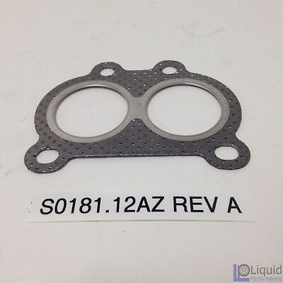 Erik Buell EBR Motorcycle 4-PACK of HEADER GASKETS (S0181.12AZ Rev A)