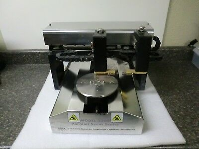 Solid State Equipment Corp SSEC Model 2300 Parallel Seam Sealer