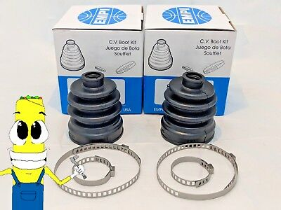 4x4 2 Front or Rear Outer CV Joint Kits 2006-2007 Polaris Hawkeye 300 2x4