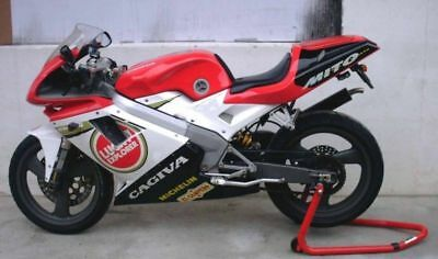 WORKSHOP MANUALE CAGIVA MITO EV & RACING OFFICINA DVD PDF REPAIR SERVICE English