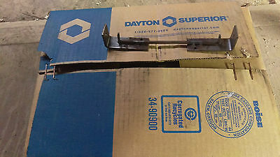 """Dayton Superior A22 Forming Base Tie Spreader Cleats for 7"""" wall (Lot of 50ea)"""