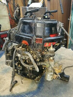 Parting Out 1973 20 Hp Mercury: Complete Powerhead