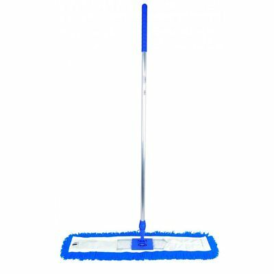 THE CHEMICAL HUT® 40cm Sweeper Mop Kit with Handle & Frame. Ideal to use on all
