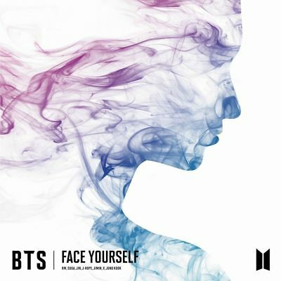 BTS (Bangtan Boys) Japan Third Full Album [FACE YOURSELF] (CD only) Regular