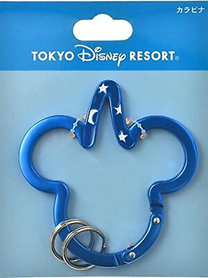 Mickey Mouse carabiner Phil Her magic [Tokyo Disney Resort Limited] F/S w/Track#