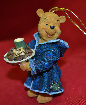 Boyd's Collection Disney Exclusive Ornament * Pooh's Cozy Holiday * Pooh
