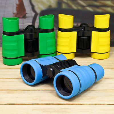 IT- 4X30 Child Binoculars Telescope Magnification for Kids Outdoor Games Unique