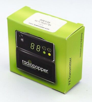 Radiopopper PX Transmitter #890135 Brand New In The Box!! FREE SHIPPING!!!!