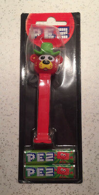 PEZ Dispenser Karls Karl Strawberry Bear Germany NEW IN BOX  Rare Collectible