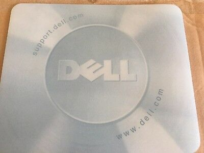 lot of 25 Official Dell Mouse Pad DP/N U5271 Light Blue