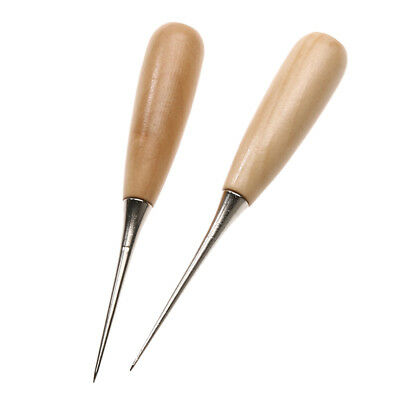 Craft Canvas Tools Leather Stitcher Hand Stitching Tent Sewing Awl Needle Kit