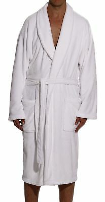 #Followme Ultra Soft Velour Robe for Men with Shawl Collar
