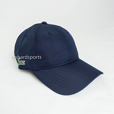 Lacoste Sport Dry Fit Cap in Navy