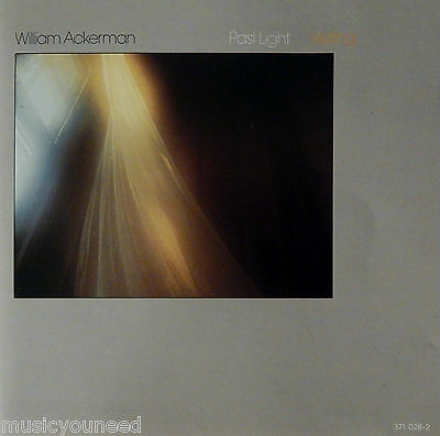 William Ackerman - Past Light (CD 1983 Windham Hill) Early Press West Germany