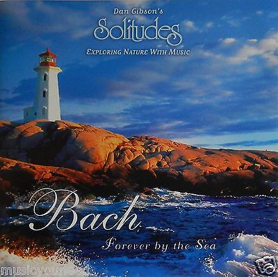 Dan Gibson - Solitudes - Bach Forever By The Sea (CD 1998) VG++ 9/10