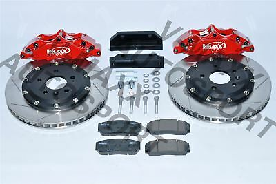 20 VW330 02 V-MAXX BIG BRAKE KIT fit VW Polo 1.8T 1.9 TDI Incl GTI Cup Ed 02>09