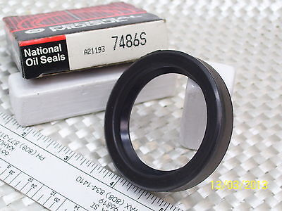 National 7486S Oil Seal