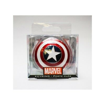 Porte-Clés Marvel Captain America Shield