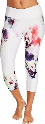 BRAND NEW Calia by Carrie Underwood ESSENTIAL PRINTED TIGHT CAPRI FLORAL GEO XL