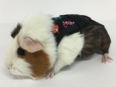 Piggy Pants Guinea Pig Diapers-Monsters ***FREE SHIPPING***