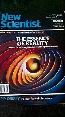 New Scientist - 4th February 2017 Edition (Read once) Vol.233 No.3111