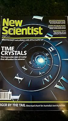 New Scientist - 6th May 2017 Edition (Read once) Vol.234 No.3124