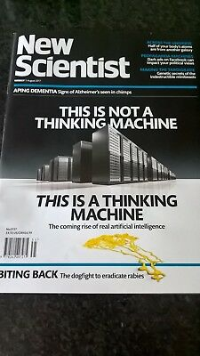 New Scientist - 5th August 2017 Edition (Read once) Vol.235 No.3137