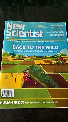 New Scientist - 12th August 2017 Edition (Read once) Vol.235 No.3138