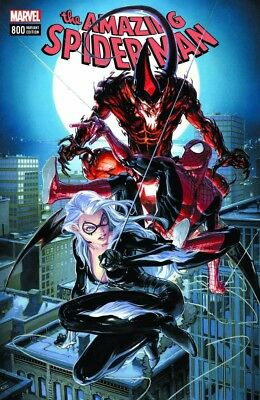 Amazing Spiderman 800 Clayton Crain Comicxposure Variant Nm Pre-Sale