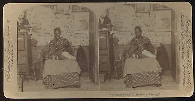 Ols Stereoview Card, Black Lady Spanking Child, It Is More Blessed To Give, Etc.