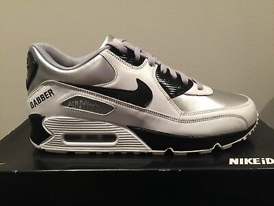 Nike Air Max 90 Hyperfuse Triple White ID Where To Buy