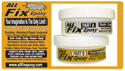 1.5 LB ALL-FIX Color Changing EPOXY PUTTY Sculpting Modeling & Repair Compound