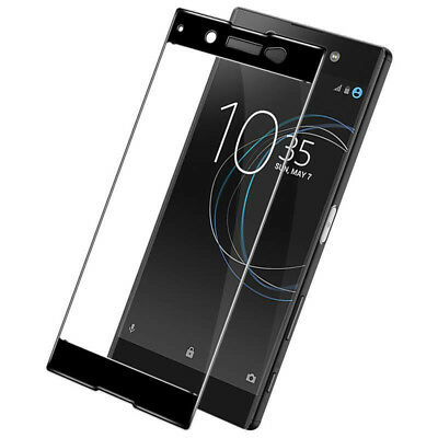 For Sony Xperia XA1 Ultra 3D Curved Cover Tempered Glass Screen Protector Film A