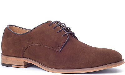 Wesley Brown Suede