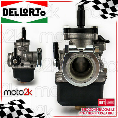 02715 Carburatore Phbl 24 As Dell´orto Piaggio Vespa 50 90 125 Pk Xl S Hp Fl2