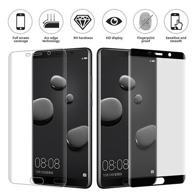 For Huawei Mate 10 pro/Lite 3D Full Cover Tempered Glass Screen Protect Guard B1
