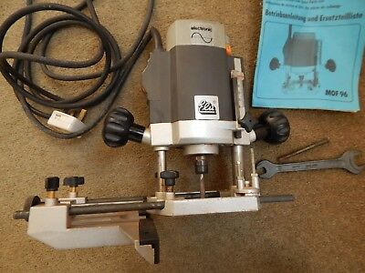 elu 1 4 router mof96 02 electronic 220v made in switzerland eur rh picclick it